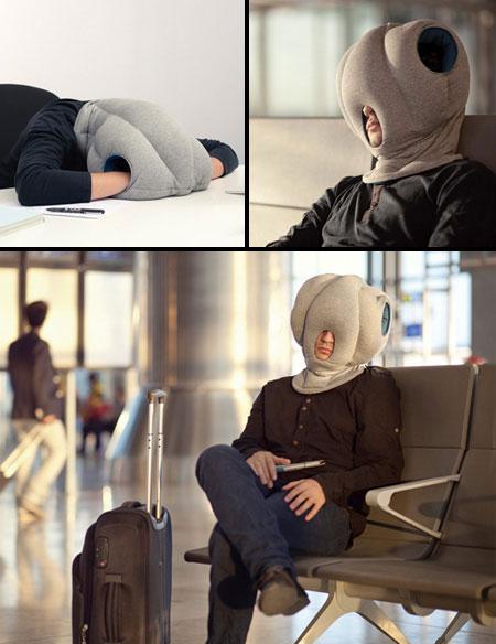 almohada alienígena!><p align=