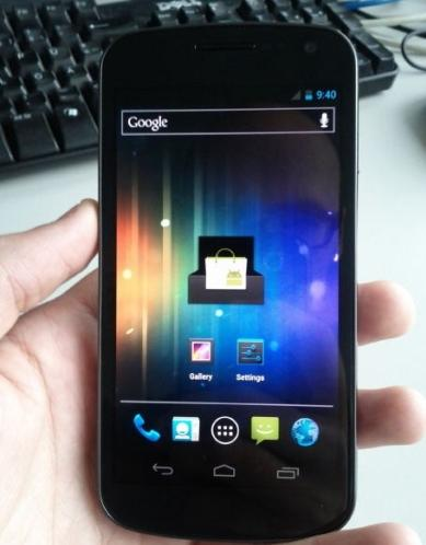 Samsung Galaxy Nexus Prime smartphone