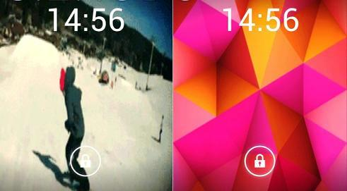 Animated Gif Lockscreen